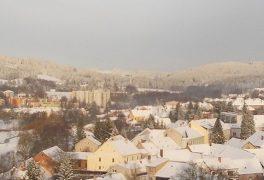 Zahájení úprav lyžařských tratí