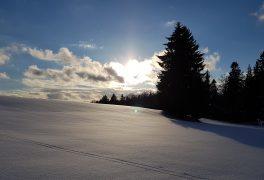 Skiën in de Highlands arena